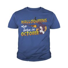 HALLOQUEENS ARE BORN IN OCTOBER T SHIRT FUNNY HALLOWEEN #gift #ideas #Popular #Everything #Videos #Shop #Animals #pets #Architecture #Art #Cars #motorcycles #Celebrities #DIY #crafts #Design #Education #Entertainment #Food #drink #Gardening #Geek #Hair #beauty #Health #fitness #History #Holidays #events #Home decor #Humor #Illustrations #posters #Kids #parenting #Men #Outdoors #Photography #Products #Quotes #Science #nature #Sports #Tattoos #Technology #Travel #Weddings #Women