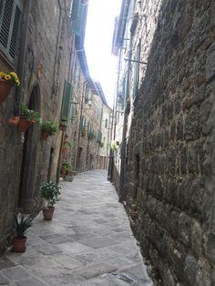 Abbadia San Salvatore è un antico borgo nei pressi del Monte Amiata. famosa per le sue miniere di cinabro da cui si estrae il mercurio, lo è altrettanto per la sua splendida abbazia, divenut…