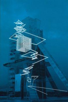 OMA-Koolhaas HYPERBUILDING Bangkok, Thailand. 1996. Competition