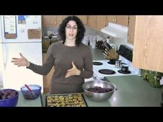 How to Dehydrate Plums/Prunes