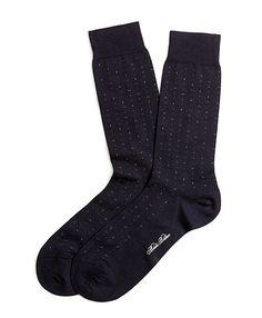 Brooks Brothers - Dotted Socks