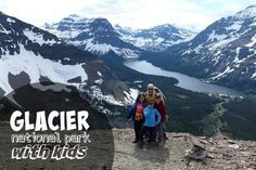Visiting Glacier National Park with kids was unforgettable: incomparable mountain scenery, bountiful wildlife creatures, overwhelming peace and solitude.