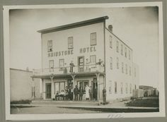 Maidstone Hotel, 1912 | saskhistoryonline.ca