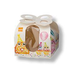 Kidscake box by Remmert Dekker Packaging
