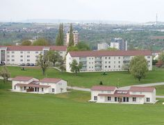 Robinson Barracks, Stuttgart, Germany