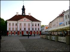 ANNINA IN TALLINNA: Tartu, Tartumaa