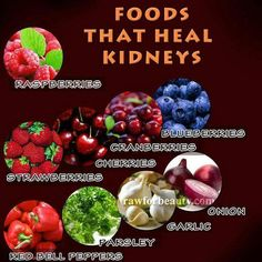 A balanced combination of #Detoxi Salt and these foods will heal your #kidneys. www.richwayeu.com