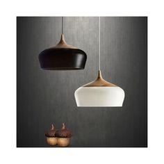 ペンダントライト 天井照明 照明器具 北欧風照明 1灯 2色