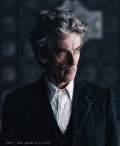 Happy WHO Day 😊 & a lovely SEXY TIME LORD SATURDAY 😘😘 I would be lying if I say I didn't dread the upcoming finale. Time flies so fast.too bad we have no time machine to get back on the start. Doctor Who 12, 12th Doctor, Twelfth Doctor, Rory Williams, Don't Blink, Peter Capaldi, Time Lords, Dr Who, Slytherin
