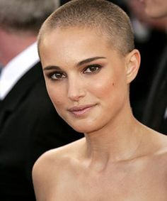 Decided. Doing it. Shave my head. Aug 2012!
