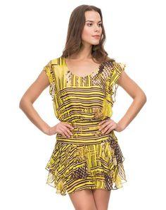 AMARO | Vestido Rajado