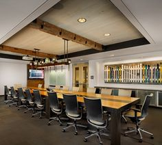 Homeaway office interior
