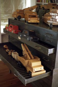 Holiday Wooden Toys