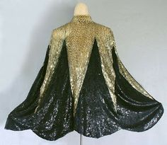 Fortuny Cape