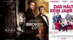 """#Entertainment Tipps unter anderem mit """"Das hält kein Jahr"""" & """"Broken City"""" #movie"""