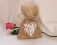 handmade wedding gift bags - Google Search