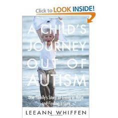 A great special needs book on a child's journey through autism. Please repin this great resource
