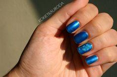 KOKietka Uroda: Niebieska głębia