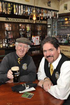 Irish Pub:  #Irish #Pub ~ Interior, Dublin, Ireland.