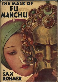 Operating from 1928 until 1991, the Crime Club published an astounding 2,492 titles from both new and established authors, including Isaac Asimov, Patricia Highsmith, Ruth Rendell, Georgette Heyer, Cornell Woolrich, and Margery Allingham, among many more. The Crime Club may best be remembered for publishing the first U.S. editions of Leslie Charteris's The Saint series and the Fu Manchu series by Sax Rohmer…