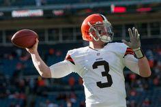 Brandon Weeden, Cleveland Browns
