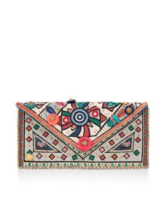 Shelley Envelope Clutch Bag