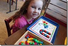 Fine motor skills Magnet activities cookie sheet