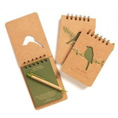 Bird Notebooks                                                                                                                                                                                 Más