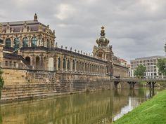 Der Zwinger in Dresden Dresden, Louvre, Building, Travel, Holiday Photos, Viajes, Buildings, Destinations, Traveling