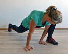 Ryggont är ofta ett tecken på att ryggmusklerna är överansträngda, och kan bero på att bålmuskulaturen inte orkar stöda tillräckligt bra.