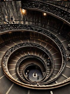 The Vatican Museum, photo by shankii via Flickr.