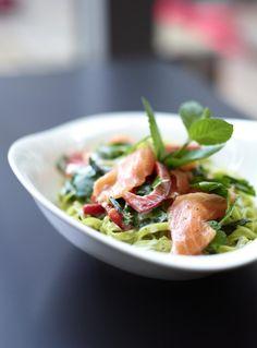 Unser beliebtes Rezept für Pasta salmone del sole und mehr als 55.000 weitere kostenlose Rezepte auf LECKER.de.