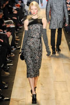 Michael Kors Fall 2012 Runway - Michael Kors Ready-To-Wear Collection - ELLE