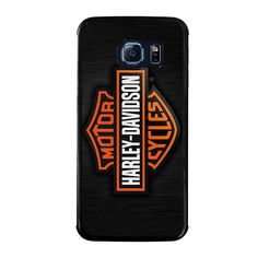 HARLEY DAVIDSON NEW ICON Samsung Galaxy S6 Edge Case - Best Custom Phone Cover Cool Personalized Design – Favocase