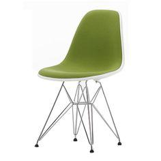 upholstered eanes chair dsr