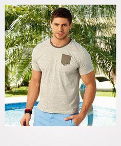 Look Masculino! #moda #Tendenza