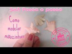 DIY - Rostinho com BOQUINHA MODELADA - Sah Passa o Passo - YouTube