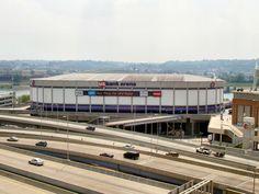 US Bank Arena - Cincinnati, OH  American Idol 2