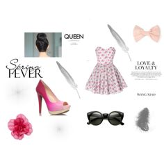 """Queen"" by alinebrehier on Polyvore"