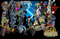 Adventure Quest Worlds game at BestOnlineRPGgames.com #AdventureQuest, #AdventureQuestWorlds