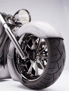 Motorbike - fine picture
