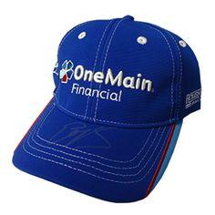 Roush Automotive Collection Store - Elliott Sadler Signed One Main Financial Pit Cap (3105), $31.20 (http://store.roushcollection.com/collectibles/elliott-sadler-signed-one-main-financial-pit-cap-3105/)