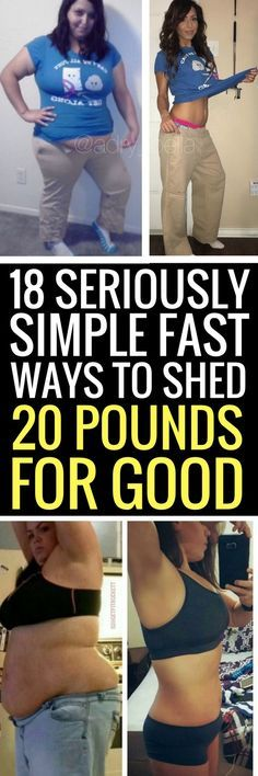 18 healthy ways to lose weight for good.