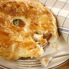 Chicken Potpie