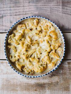 Vegan Cauliflower Cheese and Vegusto Giveaway!