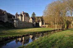 Château de Courtanvaux - Sarthe