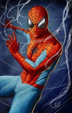 Spider-Man by PeterMan2070 on DeviantArt