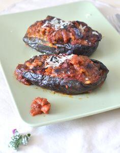 #MELANZANE RIPIENE  #ricetta http://bit.ly/2cxCg4F #food #puglia #vegetable