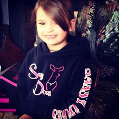 Get Your lil' sassy Sassy Does black hoodie today for ONLY $18.50 SHIPPED❤️ PLUS a FREE WRISTBAND!! Available sizes youth small-large. Limited quantities so don't delay! Simply email your order now along with size(s) to sassydoes@gmail.com. Please include an email address to forward your invoice to you.  Thanks~Sassy *International shipping rates apply*#sassydoes #hoodie #sale #hunt #countrygirl Pink Camo, Southern Style, Email Address, Hoodies, Sweatshirts, Country Girls, Black Hoodie, Sassy, Sweatshirt