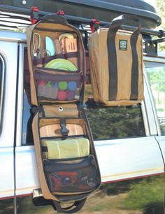 Ute Camping, Camping Storage, Camping Organization, Truck Camping, Camping Meals, Camping Hacks, Van Storage, Outdoor Fun, Outdoor Camping